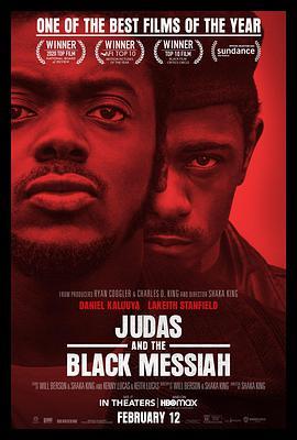耶稣是我同伙 Judas and the Black Messiah