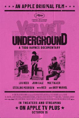 地下丝绒 The Velvet Underground
