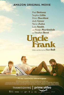 和弗兰克叔叔上路 Uncle Frank