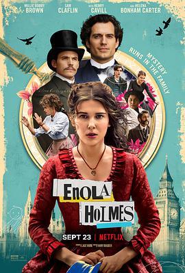 福尔摩斯小姐 Enola Holmes