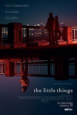 蛛丝马迹 The Little Things