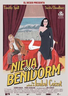 雪中的贝尼多尔姆 Nieva En Benidorm