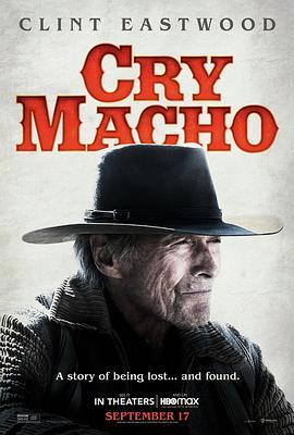 哭泣的男人 Cry Macho